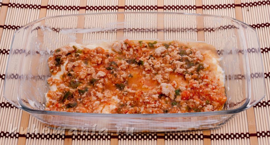 лазанья ленивая в мультиварке рецепт с фото