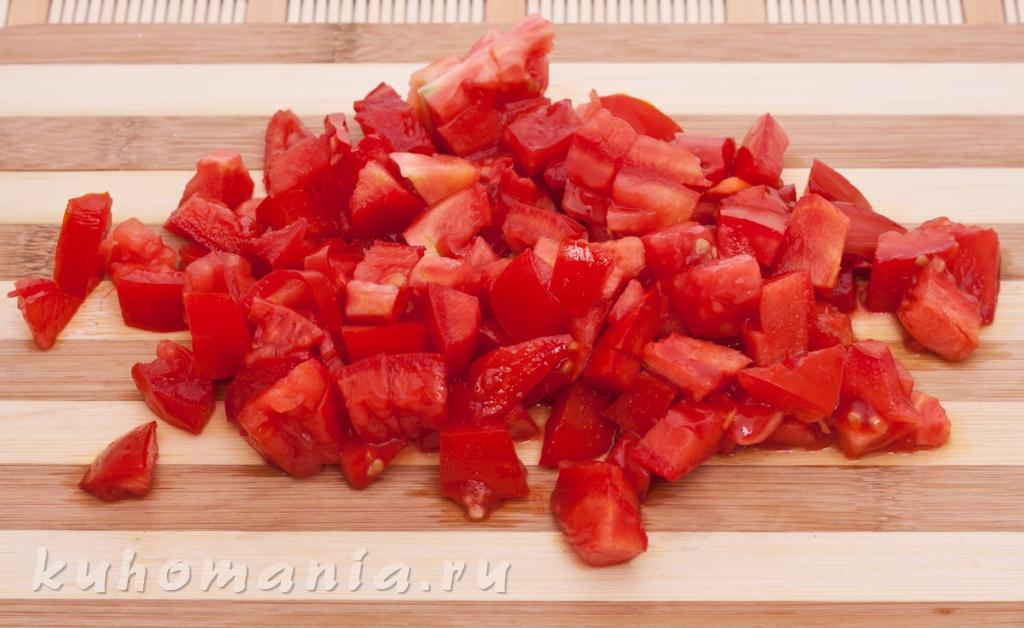 рецепты салатов из спаржевой фасоли с фото