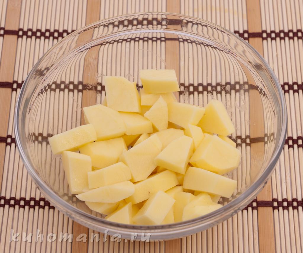 рецепты с фото с баклажанами