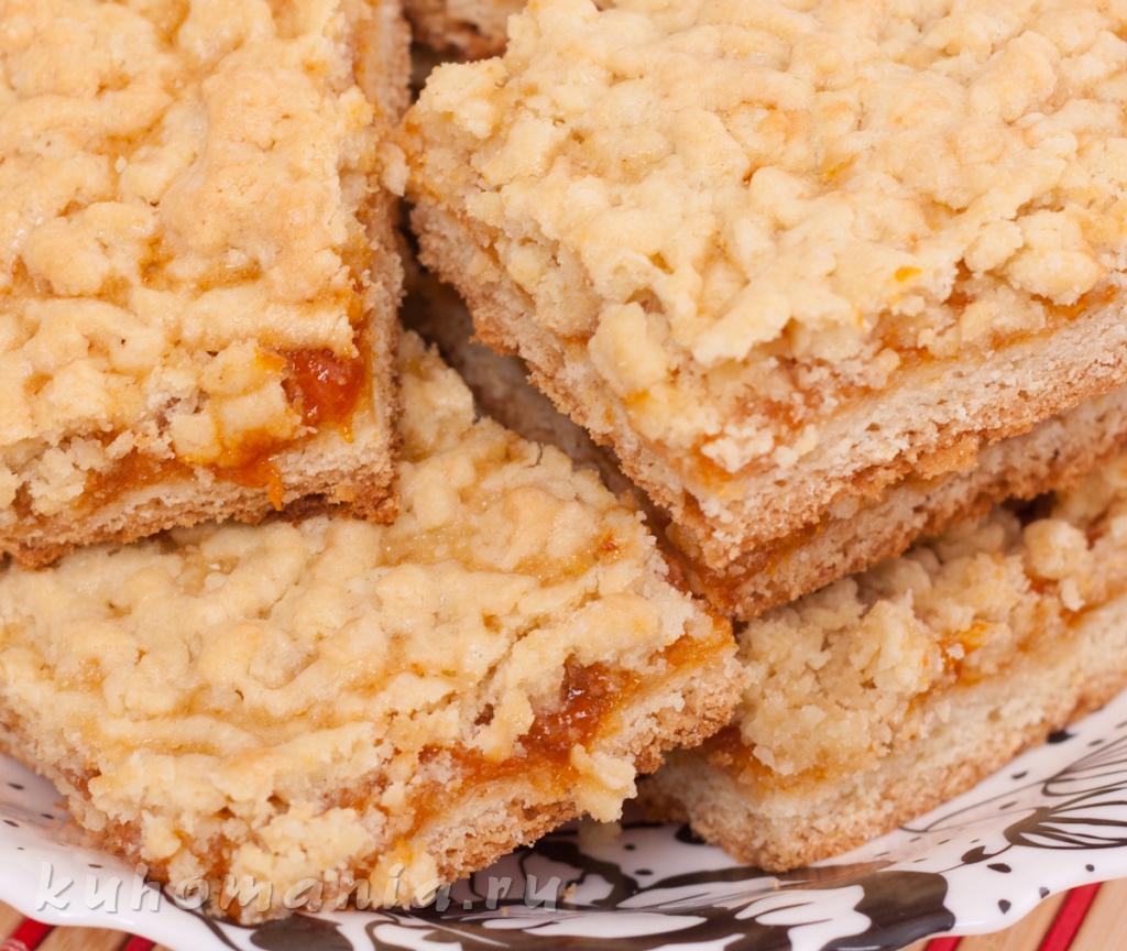 рецепты тортов и пирогов с абрикосовым вареньем
